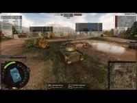 【装甲战争】 重型步兵战车梅卡瓦ⅡD试玩实况 热门花絮