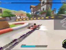 【QQ飞车】极速梦想测试团带你游4月新赛道矿山小镇~ 经典视频