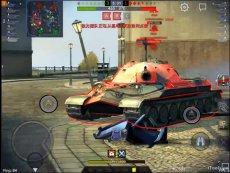 坦克世界闪电战-183与豹一型坦克 精彩内容