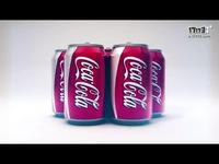 【小影】可口可乐 易拉罐 Logo演绎