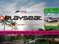 极限竞速:地平线3playseat车包-预告片 直击