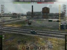 欢馨靓丽咪香:坦克世界AMX1390 AMX30B法系合集