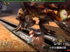 [转]【MHXX】斗技大会 土砂龙 爆弹猎猫 3分57秒53 推荐
