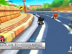 跑跑卡丁车2006K1全国总决赛绝版经典高清视频