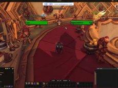魔兽世界7.2萨格拉斯之墓狂暴战士安静一键宏