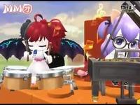 【MM团】冒险岛2萌妹纸兽娘动物园视频
