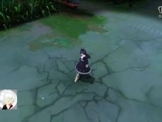 【红叶】300英雄 运球帷握!第一黑猫的打法攻略