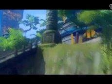 《吞噬苍穹》3D精美场景展示,纯真修真体验