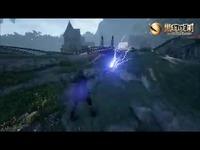 雷电术攻击,敌人的梦魇