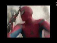 """《蜘蛛侠:英雄归来》""""回归复联""""版预告"""