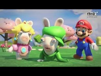 《马力欧+疯兔:王国之战》宣传片