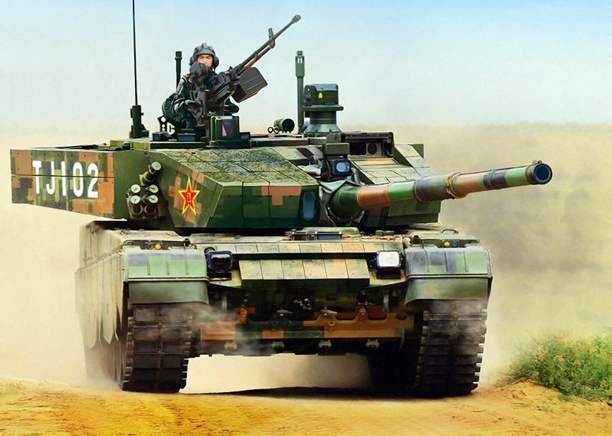 (止战之伤:解说)最后一炮-99A-弑血的荣誉勋章