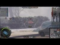 (止战之伤:解说装甲战争:T90A-雪地迷茫铁甲凋零