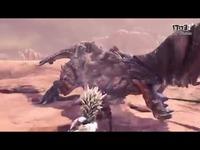 《怪物猎人:世界》美版沙漠地区公布宣传PV