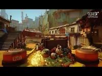 2017《守望先锋》新地图--渣客镇宣传视频
