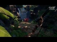 方舟公园战斗视频