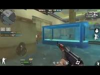 【CF手游】原味AK47!团队杠枪!还是AK好用!_高清