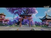 剑网3重制版风景展示,30日首测开启