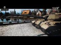决战不列颠《坦克世界》超级征服者26日公测