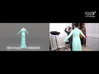天乩之白蛇传说手游3D扫描效果