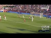 1718赛季西甲联赛第10轮集锦赫罗纳VS皇家马德里
