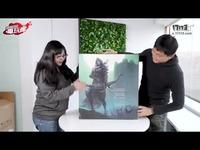 《魔獸世界》希瓦娜絲 風行者 華麗雕像現身!