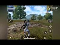 刺激战场:独狼抢空投遇8人追杀 高能神反击