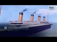 《光环5》玩家游戏内制造泰坦尼克号