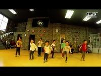 黄石欧优舞蹈流行馆少儿街舞初级课堂展示