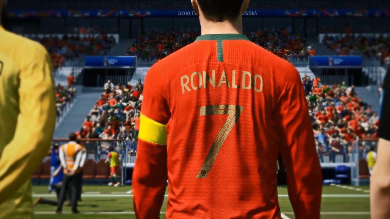 世界杯唯一授权网游FIFA Online 4不限号开启