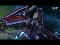 《敢达争锋对决》机体介绍视频——全装甲敢达