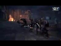 《洛奇英雄传》角色混剪,用奇游可正常登陆游戏