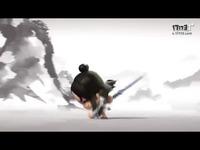 国服跑跑卡丁车刀剑主题宣传
