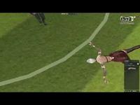 【搞笑解说】CF穿越火线》射门!足球模式