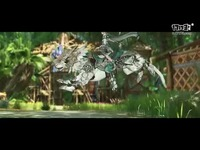 《古剑奇谭网络版》副本预览-乌诏夜摩城
