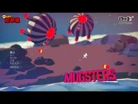 拯救地球全靠奔跑!跑酷游戏《Mugsters》评测!
