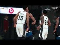 《NBA2K19》新预告,秀一波招牌动作|奇游电竞