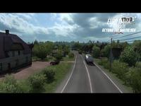 欧洲卡车模拟2 波罗的海地图dlc官方预告