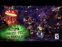 《怪物猎人:世界》秋收祭活动上线