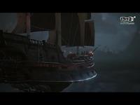 """《盗贼之海》免费DLC""""遗忘之海""""宣传片"""