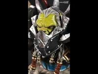 开箱:魔兽世界萨鲁法尔大王16胸像 -