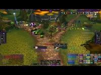 绿色影帝——毁灭术士战场群体混乱