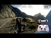 《正当防卫4》滑翔翼宣传片 主角空中翱翔|奇游