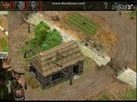 盟军敢死队1代MOD穿越时空第1关攻略