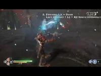 《战神4》刀斧并用BUG