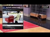 《NBA2K16》卡尔顿舞