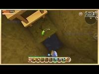 怎样挖一个直上直下的矿洞?