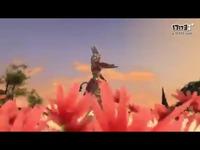 最终幻想14 5.0 漆黑的反叛者 舞者舞蹈演示