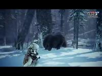《怪物猎人:世界》E3宣传片