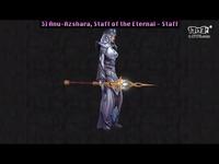 艾萨拉永恒王宫武器展示 魔兽世界8.2